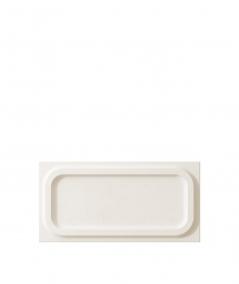 VT - PB19 (B0 biały) MODUŁ O - panel dekor 3D beton architektoniczny