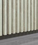 GD - (15 lameli, pustynny beż) - Lamele dekoracyjne na płycie