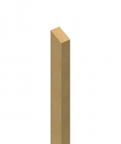 GD - Connecting strip for wall lamellas