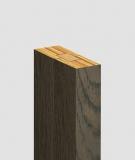 GD Lamel (dąb kanadyjski) - Podwójny panel dekoracyjny ścienny 3D