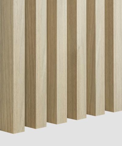 GD Lamella (royal oak) - Double 3D decorative panel