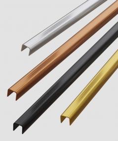 SM - (matte copper) - steel decorative strip C