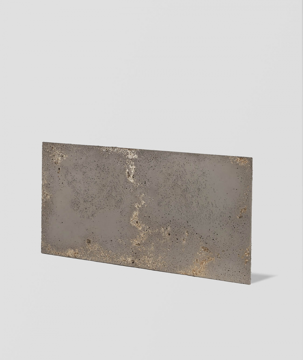 DS (brown with gold particles) - architectural concrete slab ultralight