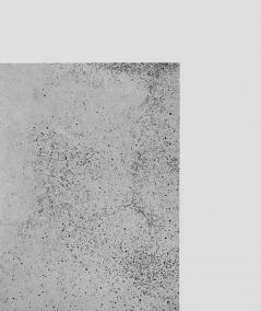 DS - (ciemny popiel, czarne kruszywo) - płyta beton architektoniczny GRC ultralekka