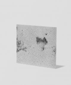 DS - (jasny popiel, czarne kruszywo) - płyta beton architektoniczny GRC ultralekka