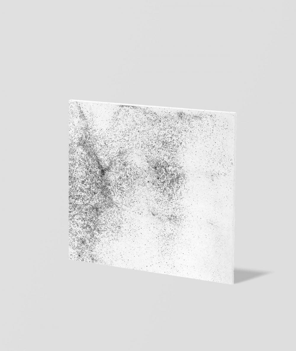 DS - (biały, czarne kruszywo) - płyta beton architektoniczny GRC ultralekka