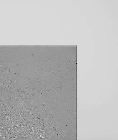 DS (ciemny popiel, srebrne kruszywo) - płyta beton architektoniczny GRC ultralekka