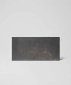 DS - (antracyt złote kruszywo) - płyta beton architektoniczny GRC ultralekka