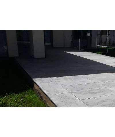 (B15 black) - concrete floor/terrace slab
