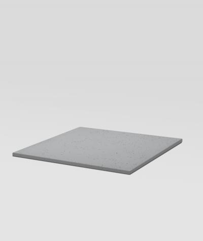(S96 dark gray) - concrete floor/terrace slab