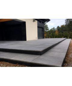 (S51 dark gray 'mouse') - concrete floor/terrace slab