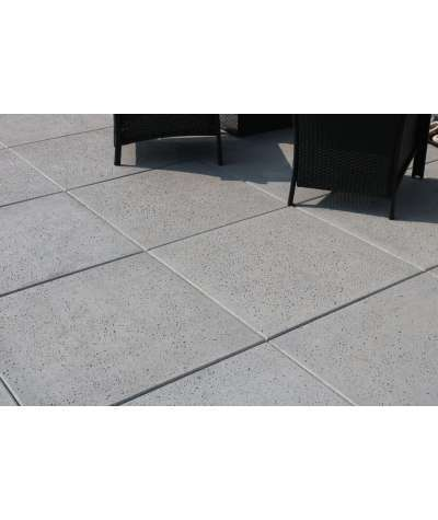 VT - (S50 jasny szary 'mysi') - betonowa płyta podłogowa i tarasowa