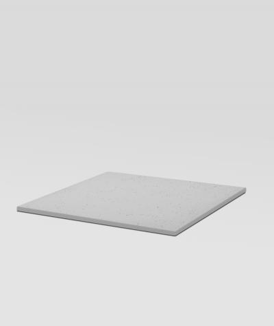 (S50 light gray 'mouse') - concrete floor/terrace slab