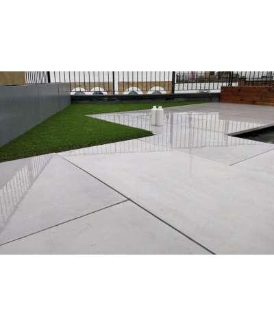 (KS ivory) - concrete floor/terrace slab