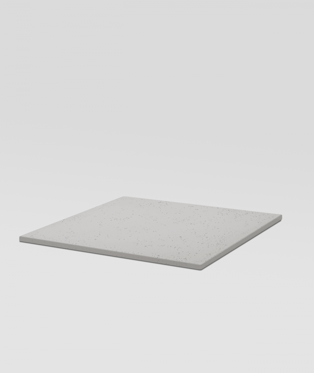 (B1 gray white) - concrete floor/terrace slab