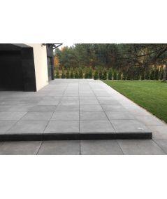 (B0 white) - concrete floor/terrace slab