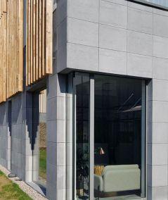 (B1 gray white) - architectural concrete slab various dimensions