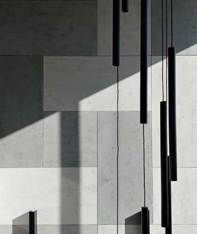 (B8 anthracite) - architectural concrete slab various dimensions