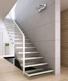 VT - (B1 siwo biały) - płyta beton architektoniczny różne wymiary