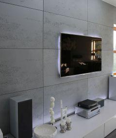 (S95 light gray 'dove') - architectural concrete slab various dimensions