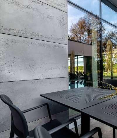 (S96 dark gray) - architectural concrete slab various dimensions
