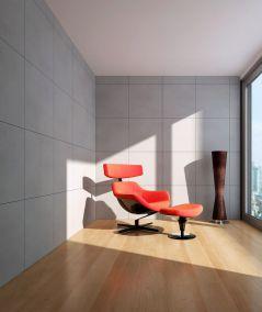 (BS snow white) - architectural concrete slab various dimensions