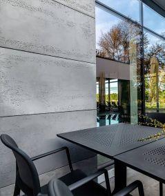 (S50 light gray 'mouse') - architectural concrete slab various dimensions