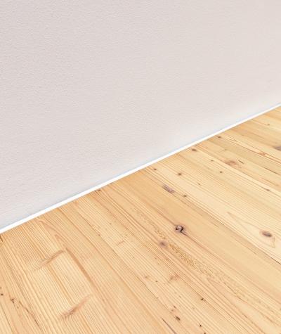 Minileiste - (biały) - Minimalistyczna listwa przypodłogowa