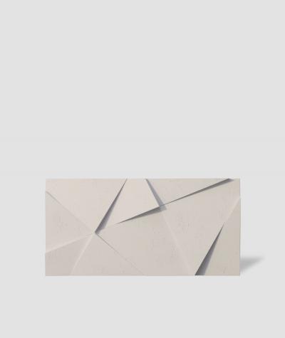 VT - PB05 (KS ivory) CRYSTAL - 3D architectural concrete decor panel
