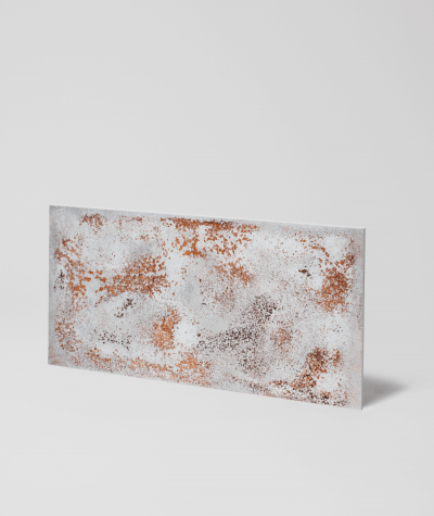 DS - (biały corten) - płyta beton architektoniczny GRC ultralekka
