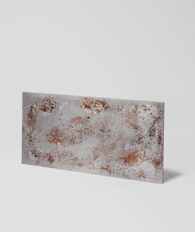 DS - (szary corten) - płyta beton architektoniczny GRC ultralekka