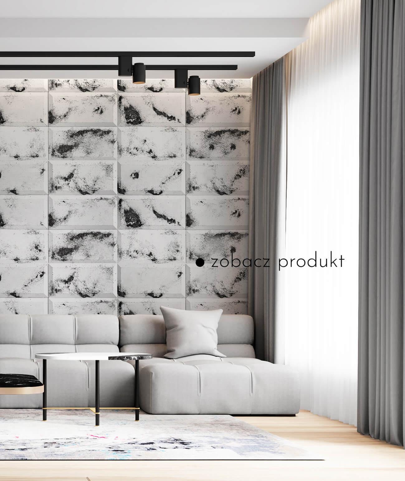"""""""1413-ds-choco-bialy---czarne-kruszywo---beton-architektoniczny-panel-3d"""""""